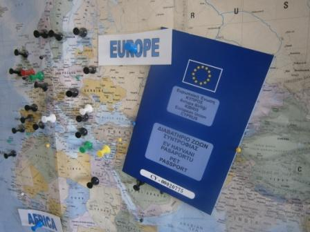 EU Pet Travel Pet Passport